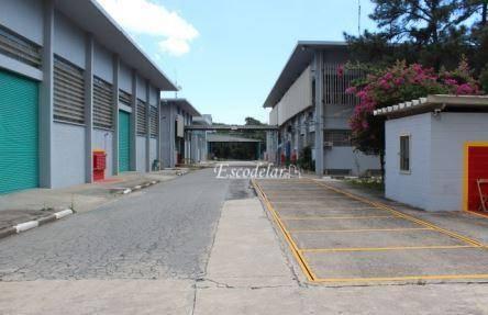 Galpão comercial para locação, Vila São Leopoldo, São Bernardo do Campo.