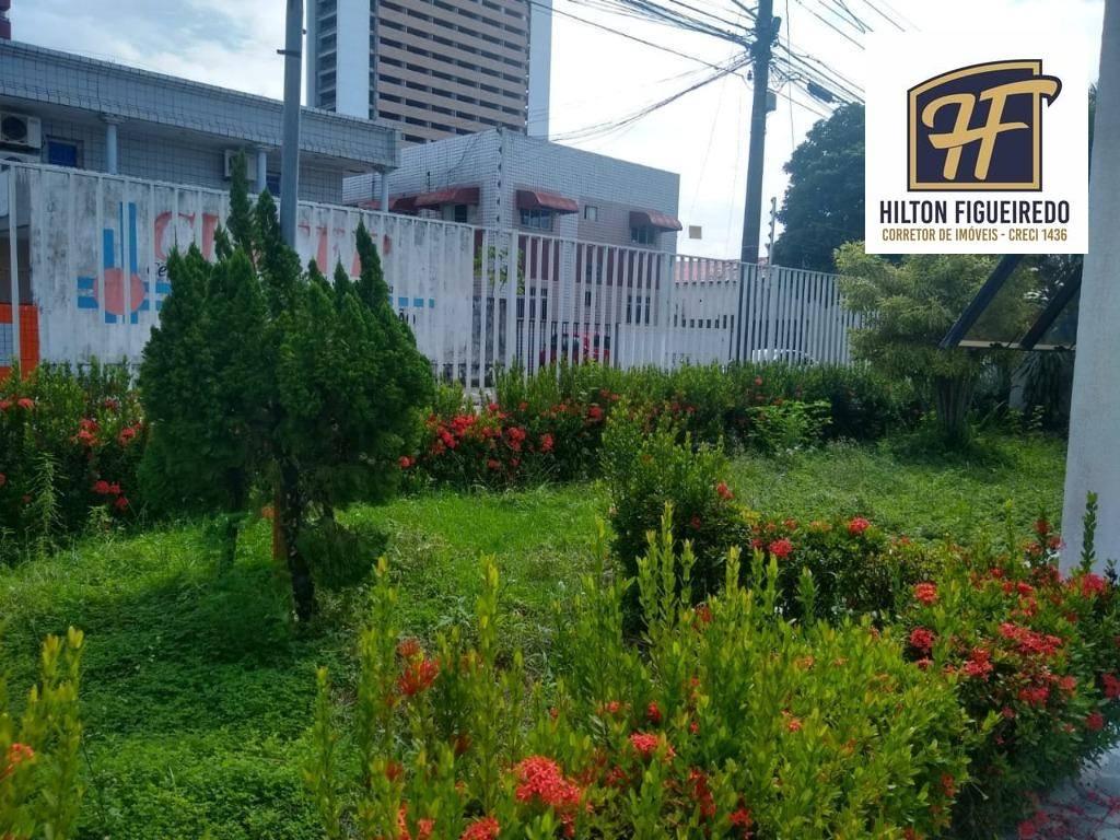 Sala para alugar, 300 m² por R$ 8.000,00/mês - Tambauzinho - João Pessoa/PB