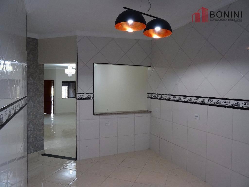 Casa 3 Dorm, Jardim Brasil, Americana (CA0268) - Foto 3