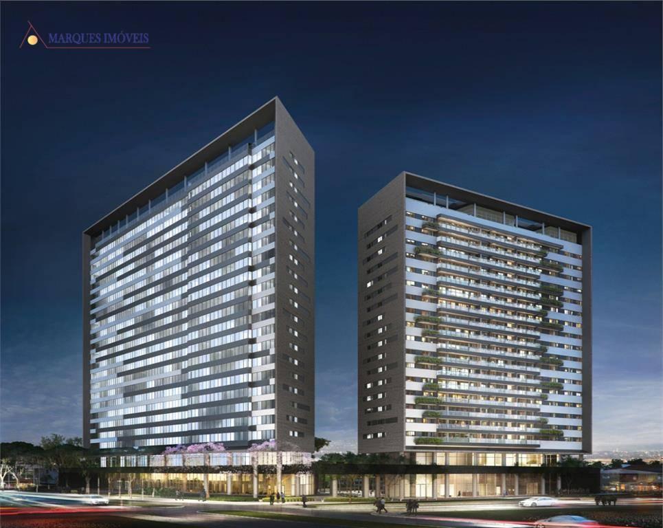 Apartamento  residencial à venda, Kennedy Square, Indaiatuba.