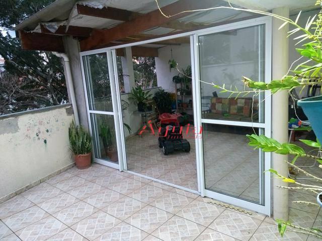 Cobertura com 2 dormitórios à venda, 49 m² por R$ 270.000 - Parque Novo Oratório - Santo André/SP