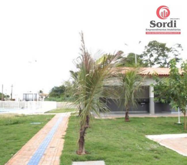 Apartamento residencial à venda, Jardim Florestan Fernandes, Ribeirão Preto.