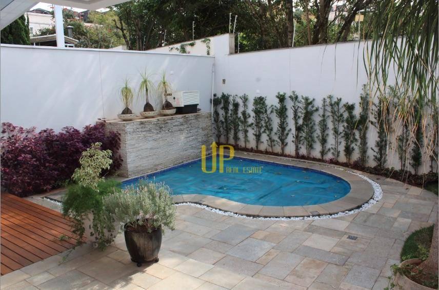 Casa com 3 dormitórios para alugar, 372 m² por R$ 17.000,00/mês - Jardim Panorama - São Paulo/SP