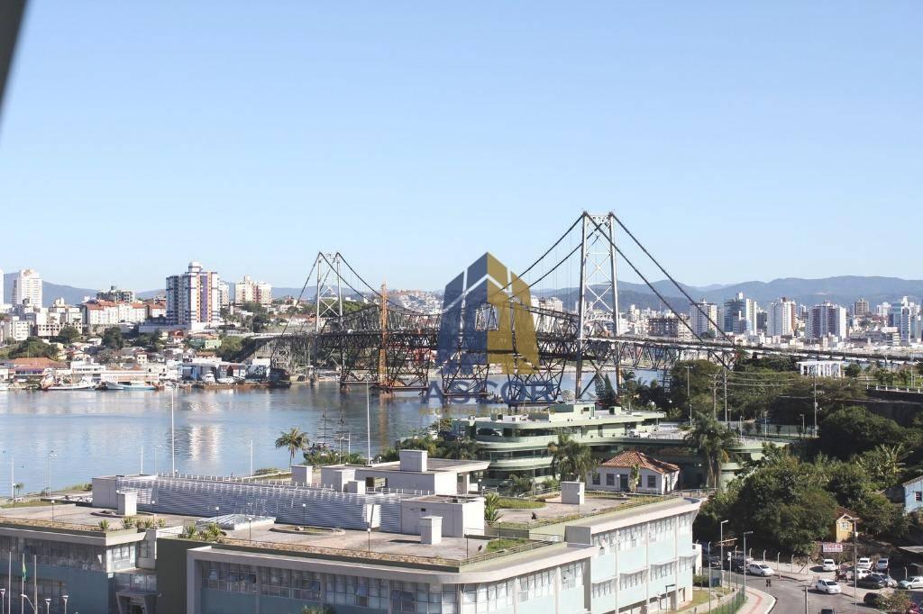 Sala para alugar, 89 m²  - Centro - Florianópolis/SC