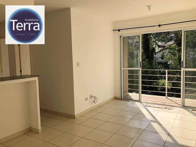 Apartamento com 3 dormitórios à venda, 69 m² por R$ 250.000 - Vila do Canto Verde - Granja Viana