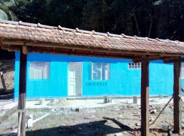 Sítio com 2 dormitórios à venda, 125 m² por R$ 125.000 - Centro - Juquiá/SP - SI0005.