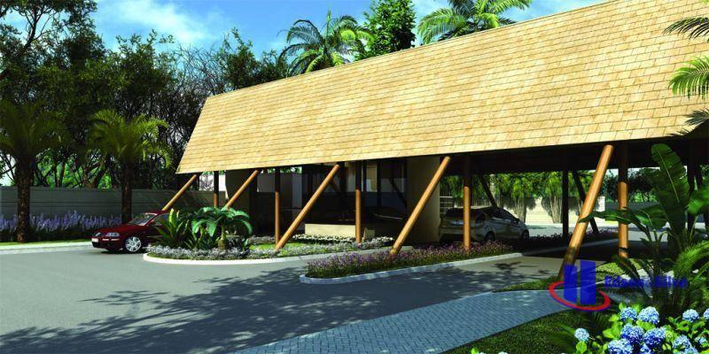 Lote Condomínio Fechado à venda, 364 m² por R$ 345.000 - Intermares - Cabedelo/PB