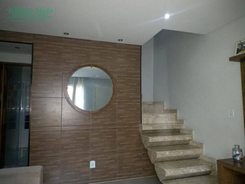 Sobrado à venda, 61 m² por R$ 320.000,00 - Jardim Adriana - Guarulhos/SP