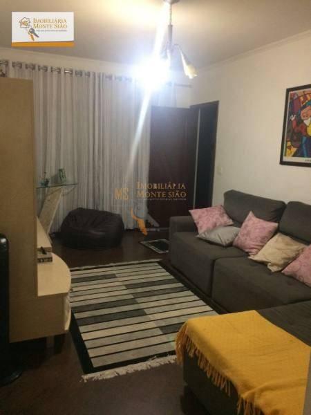 Sobrado Residencial à venda, Jardim Bela Vista, Guarulhos - .