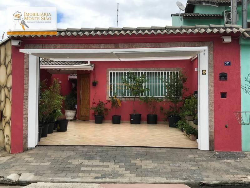 Casa com 3 dormitórios, 150 m² - Gopoúva - Guarulhos/SP
