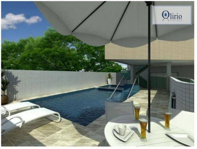 Apartamento com 2 dormitórios à venda, 85 m²Praia Grande/SP