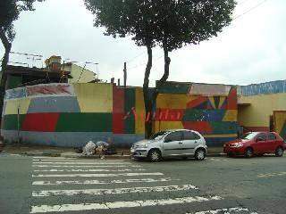 Terreno residencial à venda, Parque Erasmo Assunção, Santo André - TE0013.