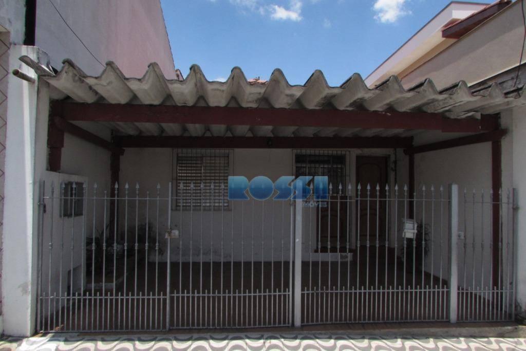 Casa com 3 dormitórios à venda, 115 m² por R$ 330.000 - Vila Prudente - São Paulo/SP