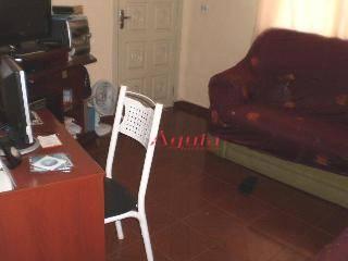 Casa Residencial à venda, Vila Alto de Santo André, Santo André - CA0123.