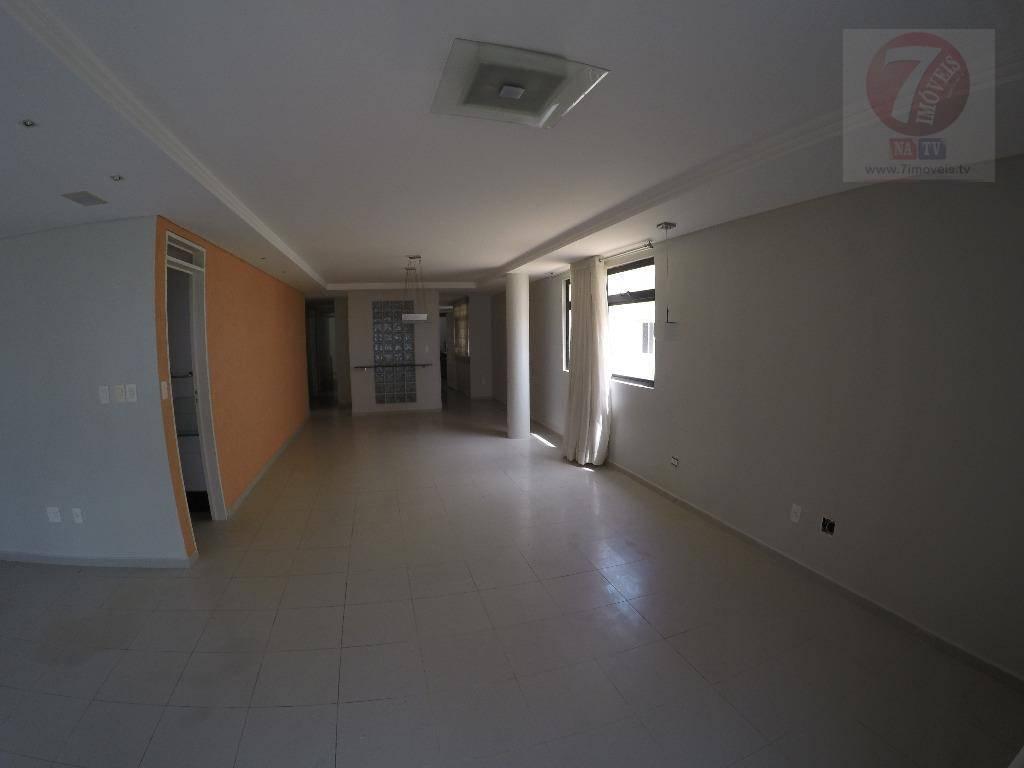 Apartamento residencial à venda, Bessa, João Pessoa - AP0290