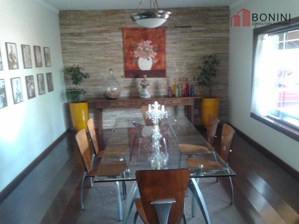 Casa 3 Dorm, Parque Residencial Nardini, Americana (CA0278) - Foto 4