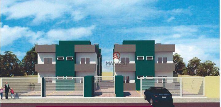 Apartamento residencial à venda, Vila Nova, Barra Velha.