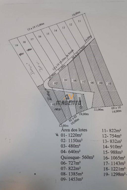 Área à venda, 3739 m² - Zona Rural - Boa Vista da Aparecida/PR