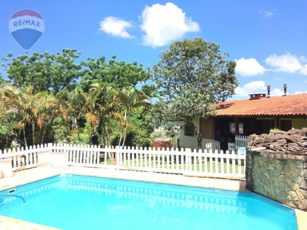 Casa com 4 dormitórios à venda, 444 m² por R$ 1.300.000 - Jardim Shangri-Lá - Atibaia/SP