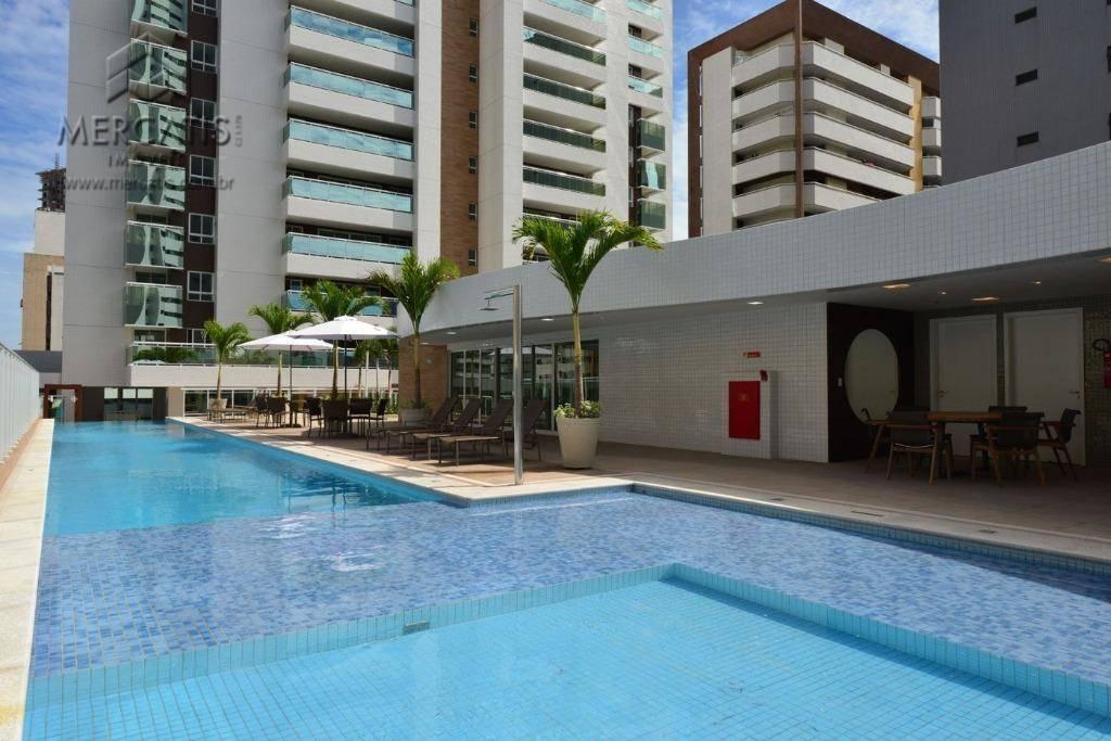 Apartamento à venda | Contemporâneo Condomínio Design | Bairro Aldeota | Fortaleza (CE) -