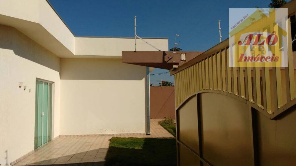 Casa residencial à venda, Vila Limeirânea, Limeira.