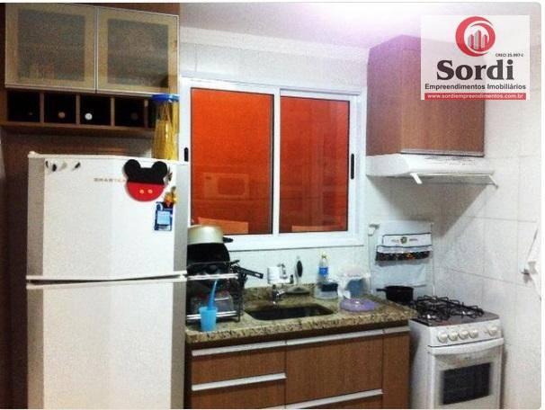Sobrado à venda, 100 m² por R$ 415.000,00 - Vila Do Golf - Ribeirão Preto/SP