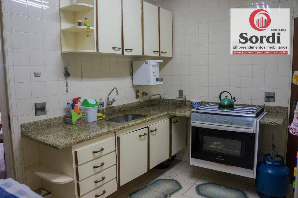 Apartamento residencial à venda, Jardim Castelo Branco, Ribeirão Preto.