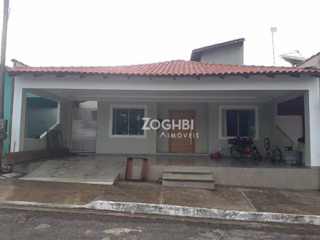 Casa residencial à venda Condominio Nova Era 1 com 03 quartos 01 suite e Piscina