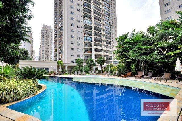 lindo apto vila nova consceisçaõ, 04 d 03 suites, 235m uteis 03 vagas + deposito, living...