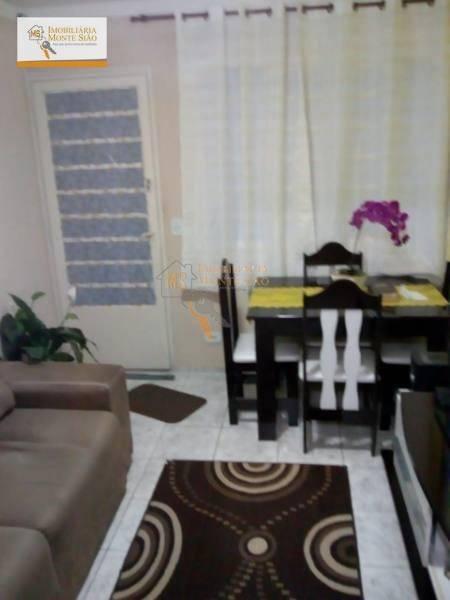Sobrado Residencial à venda, Vila Carmela I, Guarulhos - .