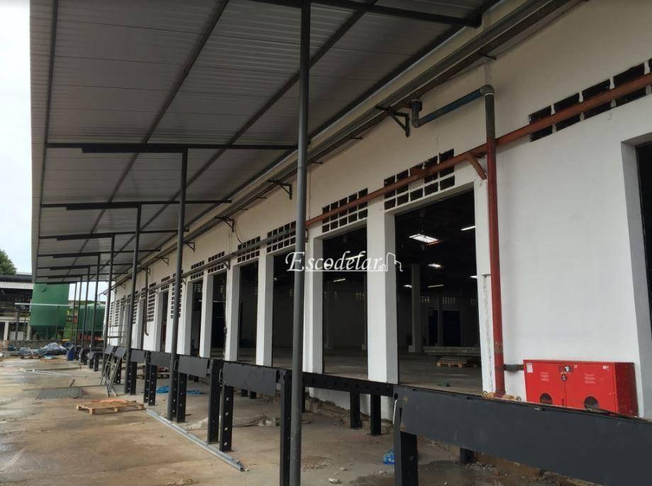 Galpão comercial para locação, Jardim Presidente Dutra, Guar