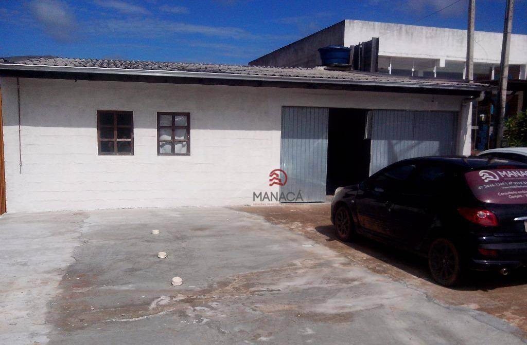 Galpão comercial à venda, Itacolomi, Barra Velha.