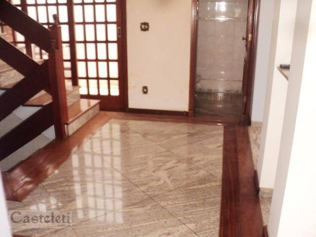 Sobrado de 4 dormitórios à venda em Jardim Proença, Campinas - SP