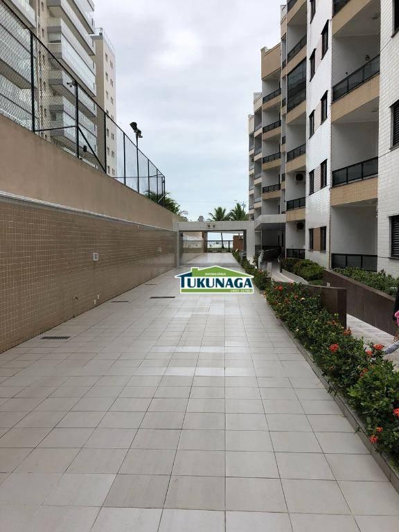 Apartamento residencial à venda, Indaiá, Bertioga.