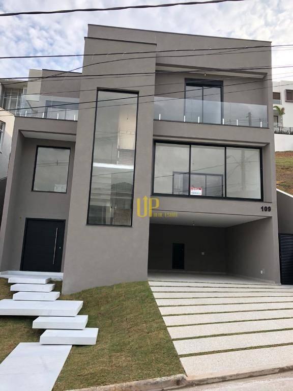 Casa residencial à venda, Tamboré, Santana de Parnaíba - CA0099.