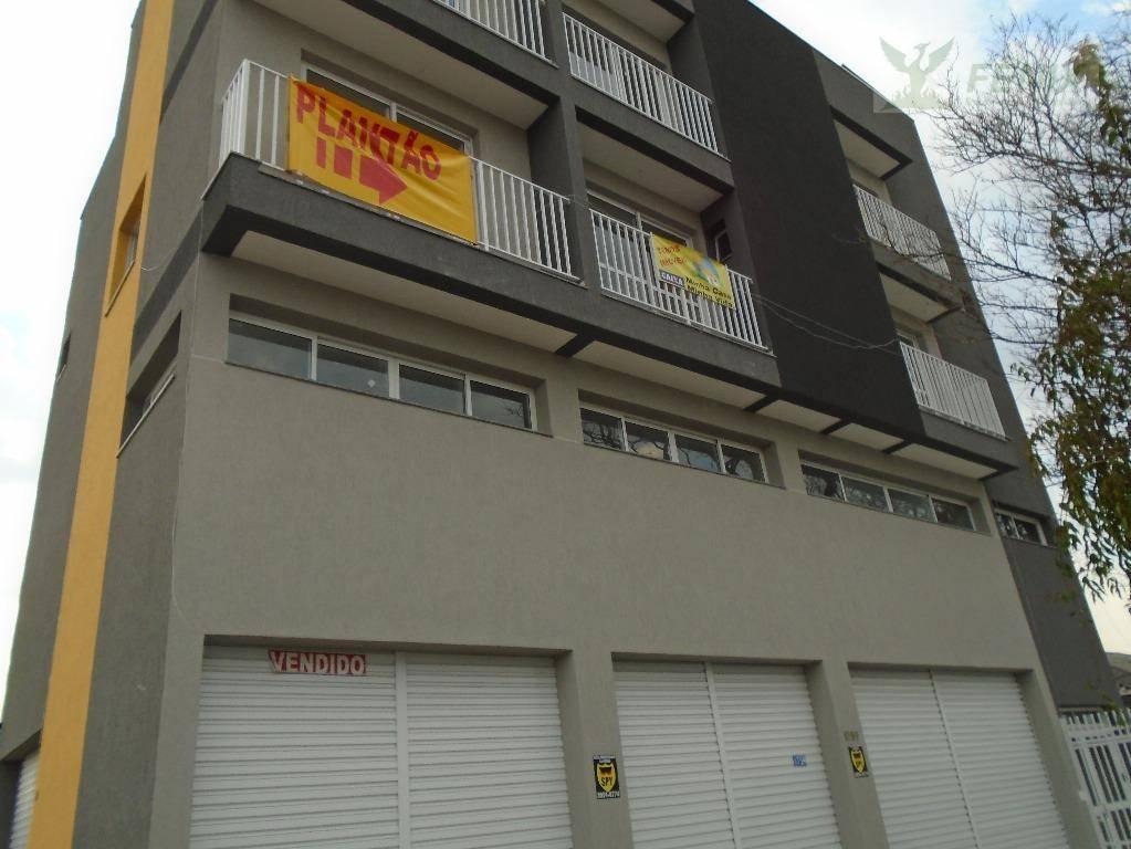 Kitnet residencial à venda, Cajuru, Curitiba.