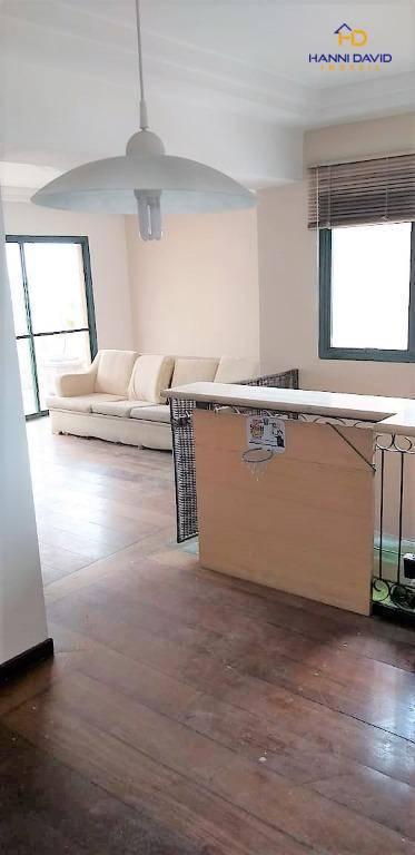 Belíssima Cobertura à venda na Vila Mariana com 3 dormitórios, 2 suítes, 2 vagas - 122 m²