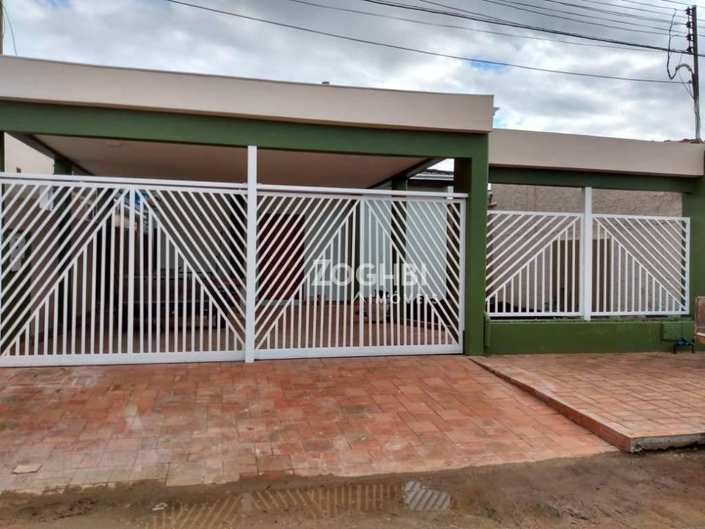 Casa com 3 dormitórios para alugar, 150 m² por R$ 2.700/mês - São João Bosco - Porto Velho/RO