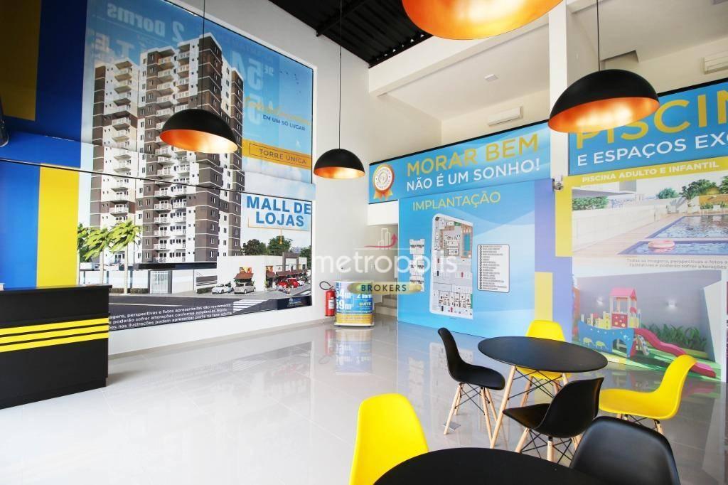 Loja comercial, 70 m² por R$ 4.500/mês - Vila Metalúrgica - Santo André/SP