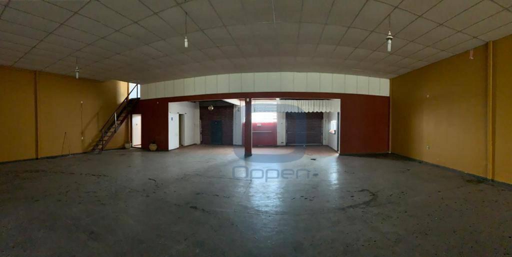Excelente barracão com 480 m² de vão livre para alugar,  por R$ 7.000/mês - Jardim do Trevo - Campinas/SP