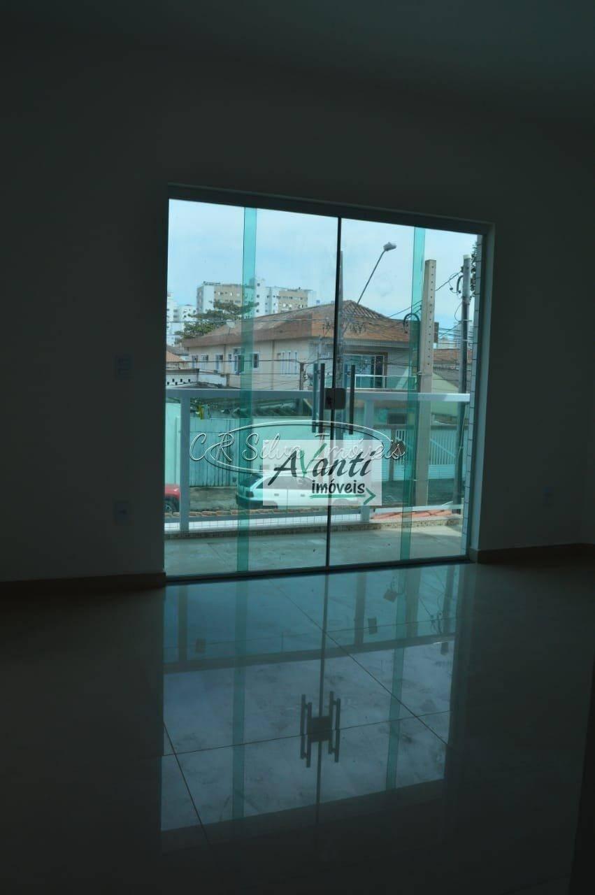 Casa à venda, 87 m² por R$ 380.000,00 - Estuário - Santos/SP