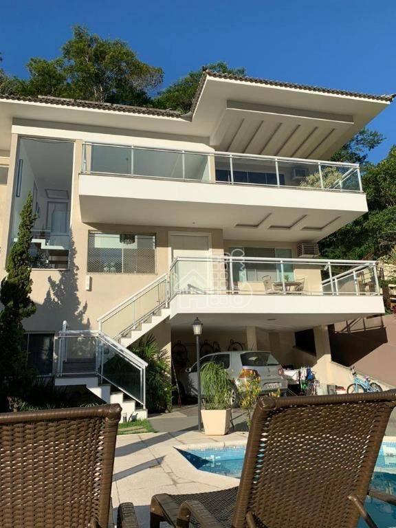Casa com 3 dormitórios à venda, 350 m² por R$ 1.920.000,00 - Engenho do Mato - Niterói/RJ