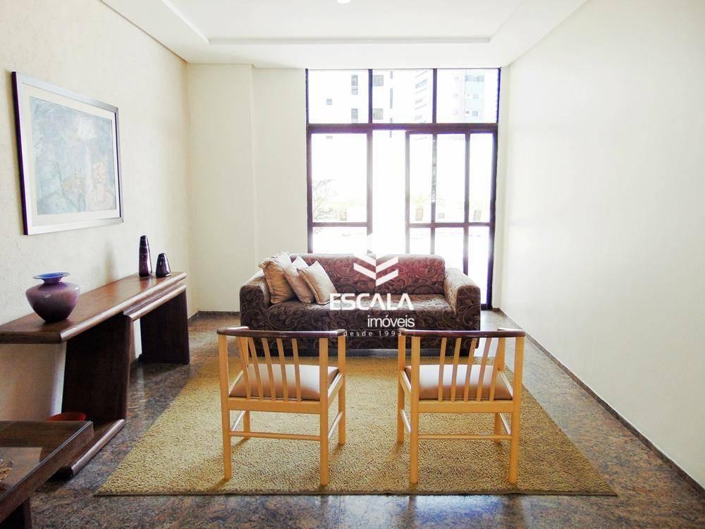 Apartamento com 4 quartos à venda, 270 m², 1 por andar - Meireles - Fortaleza/CE