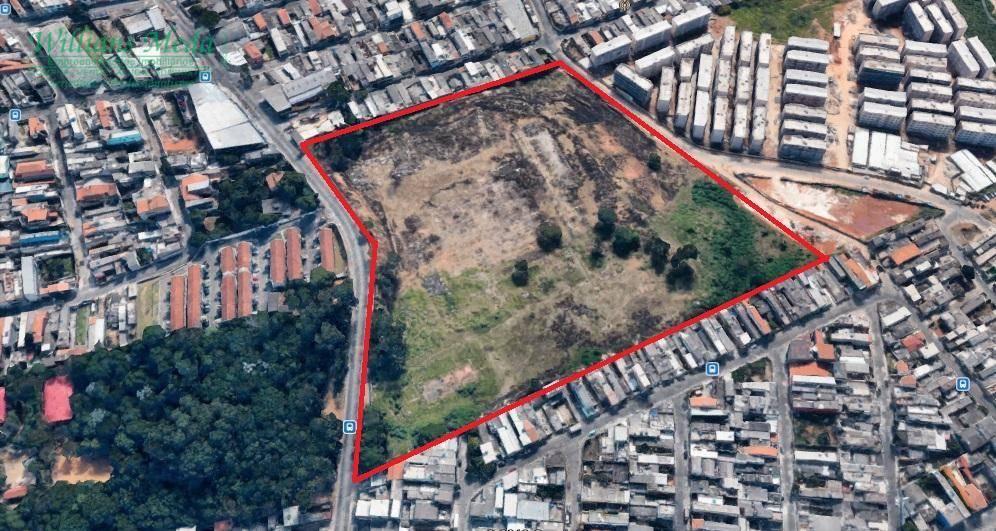 Área industrial para venda e locação, Parque Industrial Cumbica, Guarulhos - AR0030.