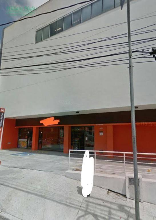 Salão para alugar, 300 m² por R$ 18.000/mês - Centro - Guarulhos/SP