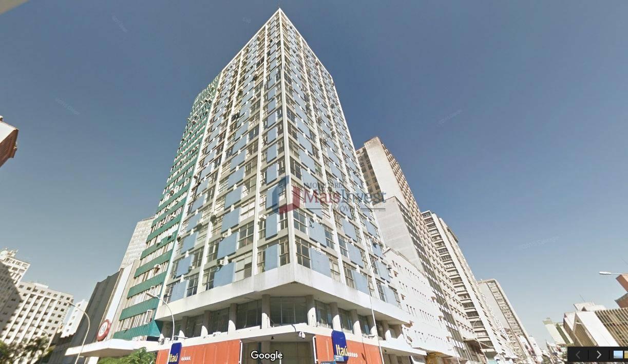 Sala à venda, 30 m² por R$ 130.000,00 - Centro - Curitiba/PR