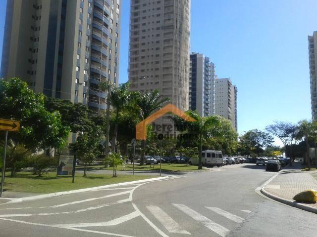 Apartamento residencial para venda e locação, Parque Residen