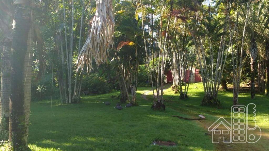Chácara rural à venda, Vila Progresso, Niterói - CH0001.