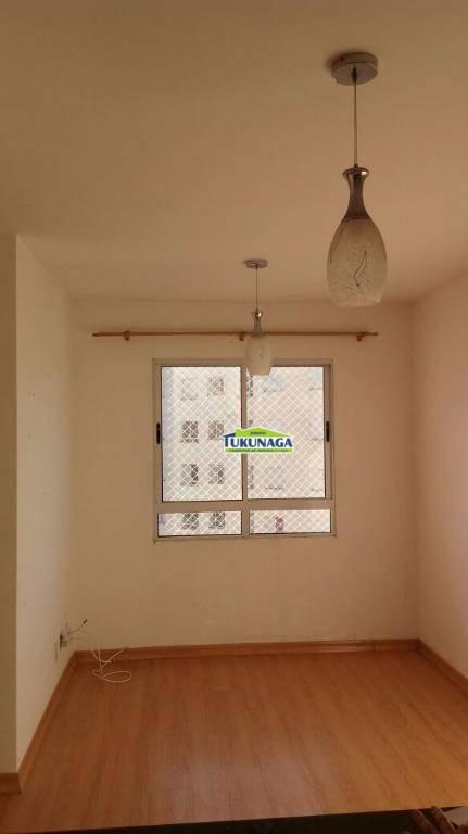 Apartamento para alugar, 54 m² por R$ 1.150,00/mês - Vila Venditti - Guarulhos/SP