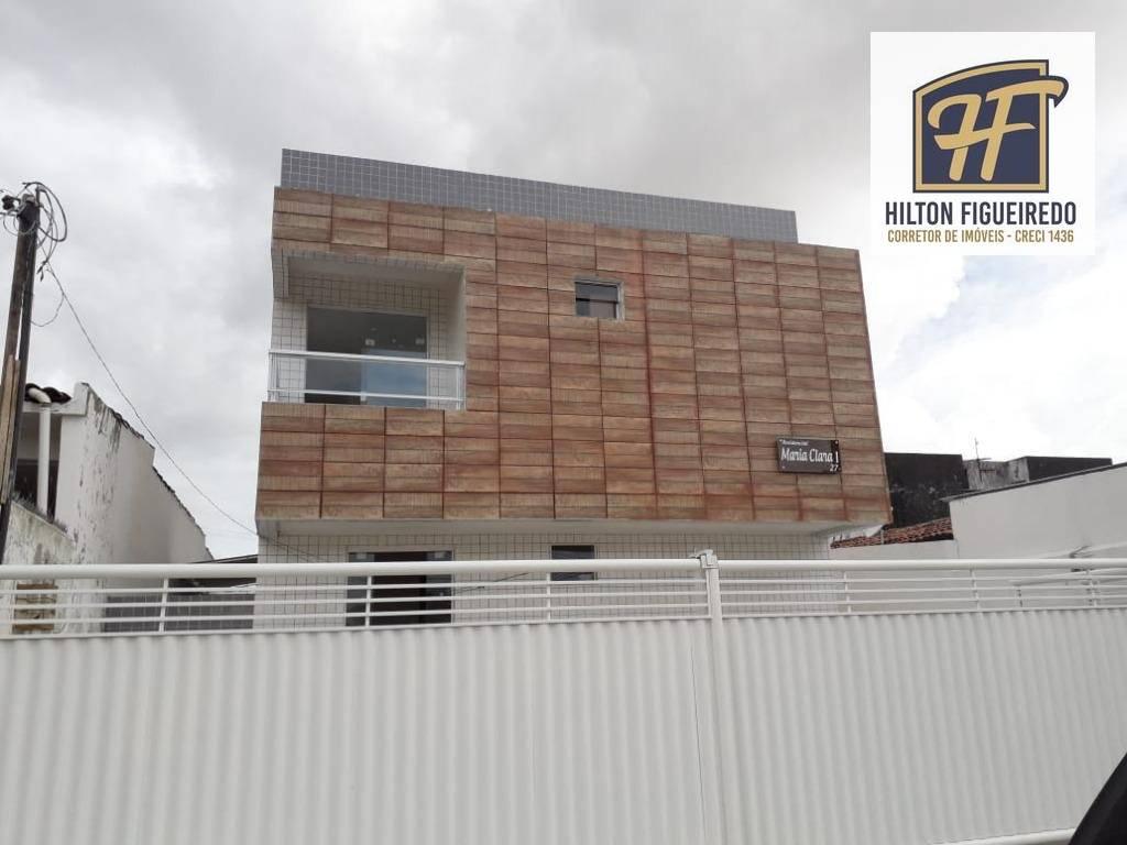 Apartamento com 2 dormitórios à venda, 44 m² por R$ 140.000 - Ernesto Geisel Doc.Inclusa ITBI e Cartorio